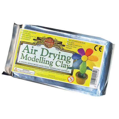 Picture of White Modelling Clay 500g