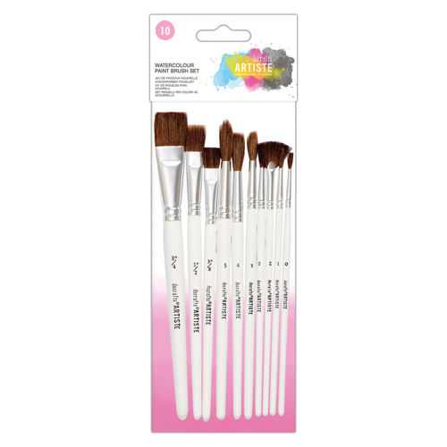 Activities to Share  - Watercolour Paint Brush Set
