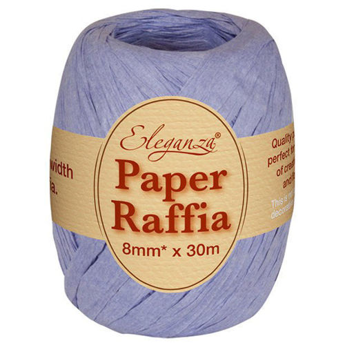 Paper Raffia (pack of 3 assorted), variety of uses gift wrapping art and craft , eco friendly, colours may vary, size: (l): 30m each roll