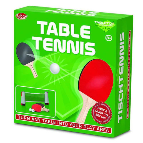 Activities to Share - Table Tennis Set Deluxe