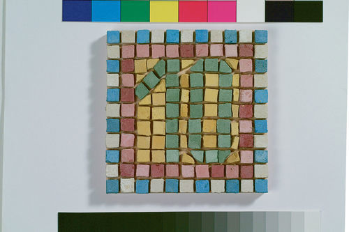 Picture of Glass Mosaic Set (pack of 1300 assorted stones)
