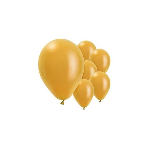 Picture of Gold Balloons (pack of 10)