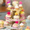 Picture of Vintage Cake Stand - 3 Tier