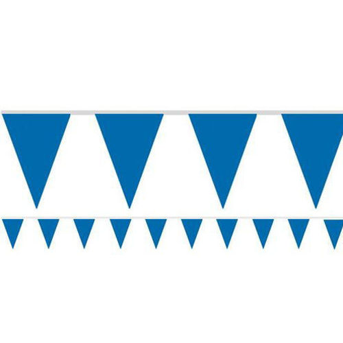 Picture of Scottish Flag Plain Blue Bunting