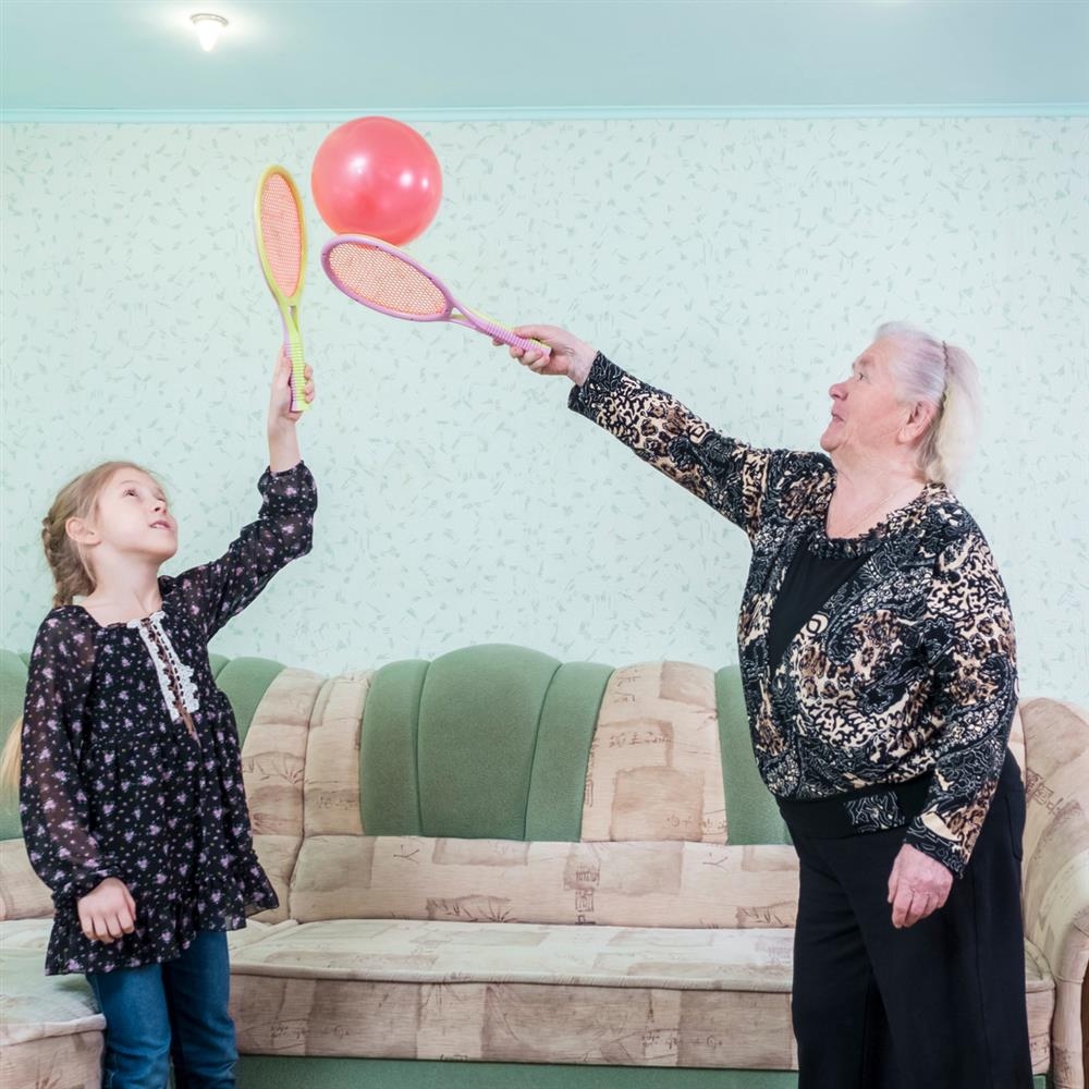 Active Games for Care Homes | Activities to Share