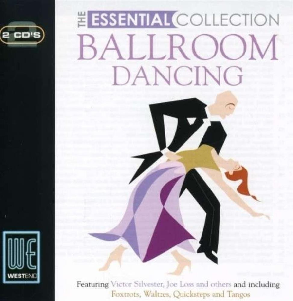 Ballroom Dancing CD for Care Homes | Activities to Share
