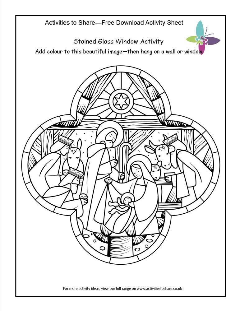 Free Activity Download Sheets - Activities to Share